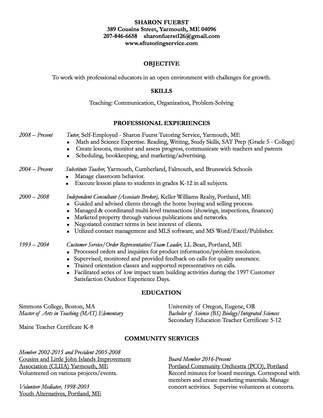 cashier on resume best resume program ssis sle resume